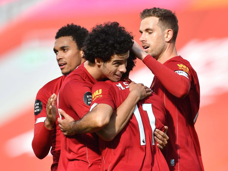 Brighton vs Liverpool LIVE: Latest Premier League updates tonight 10