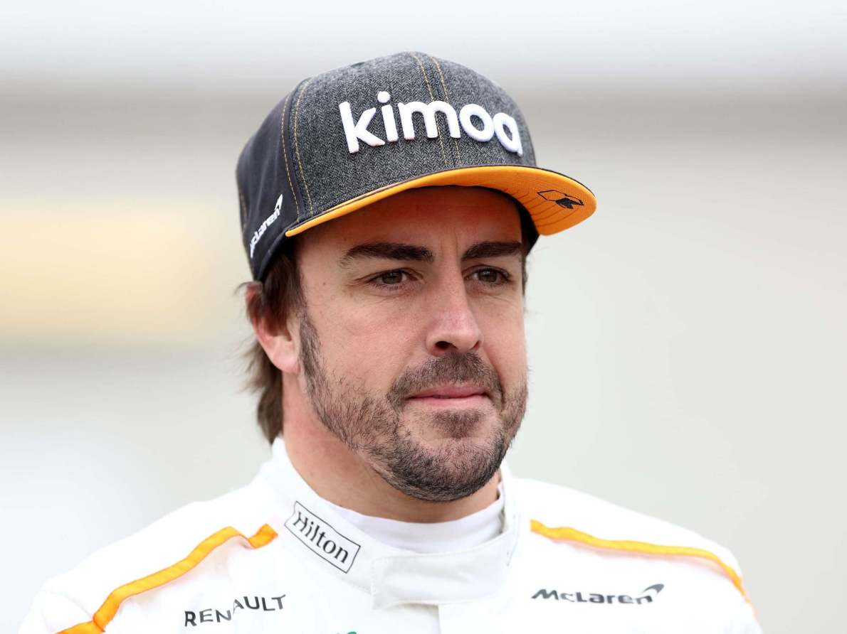 Fernando Alonso: Two-time F1 world champion announces return to sport with  Renault | The Independent | The Independent