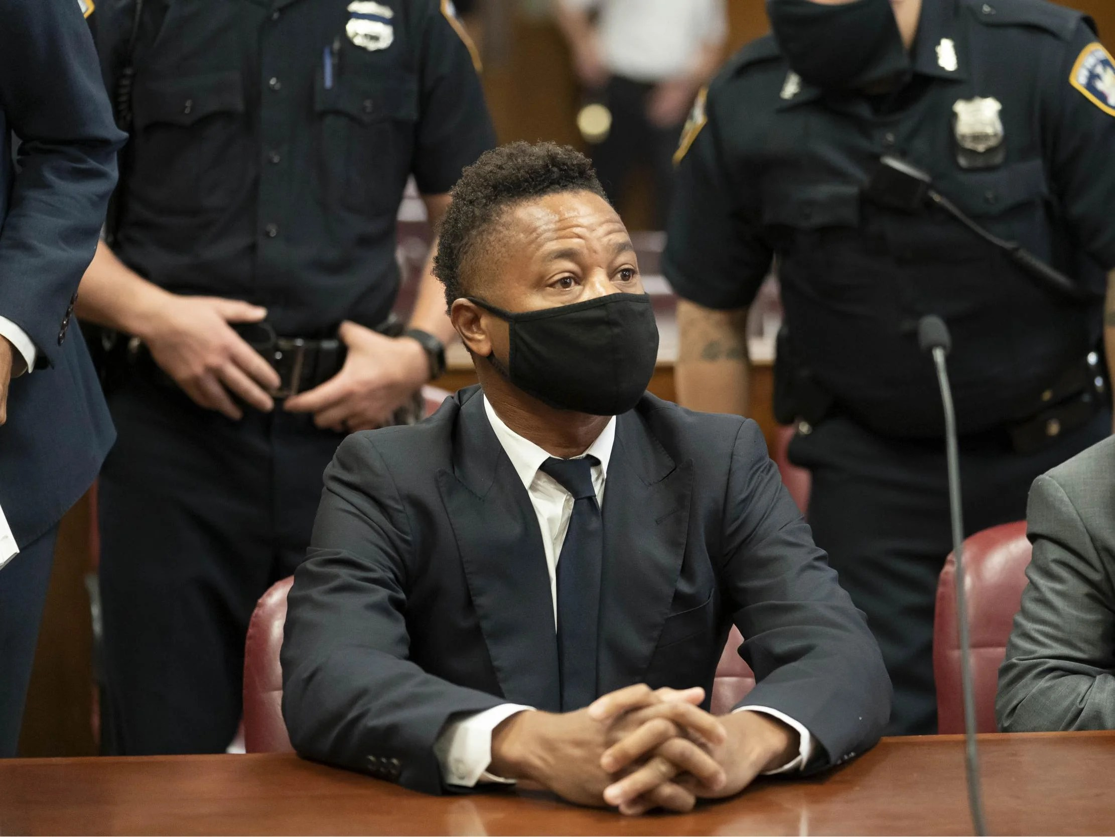 30 women have come forward with groping accusations against Cuba Gooding Jr.