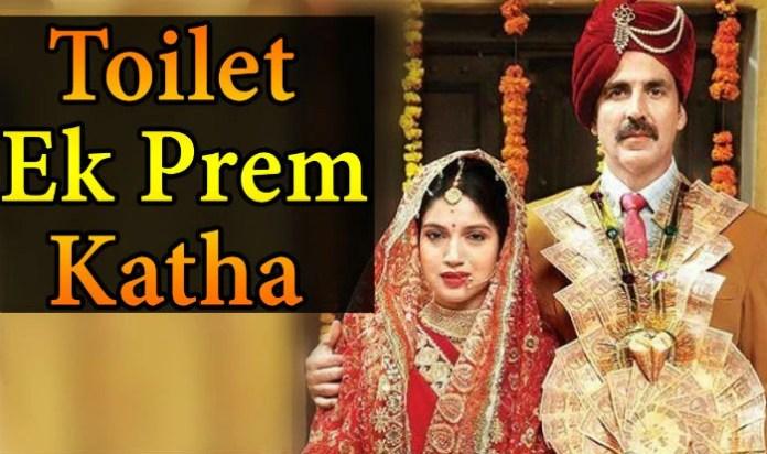Image result for Toilet Ek Prem Katha official tarial images