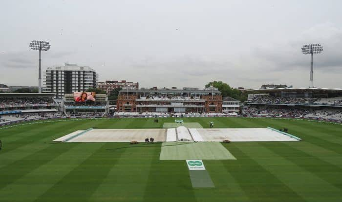 Eng vs NZ Weather   London Weather Forecast For 5th July, Saturday: Will Rain Play Spoilsport During England vs New Zealand 1st Test Day 4 at Lords
