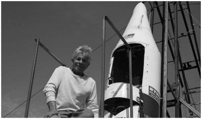 Amateur Rocketeer 'Mad' Mike Hughes to Launch Himself 5,000 Feet up This  Sunday, Dating App to Fund Liftoff   India.com