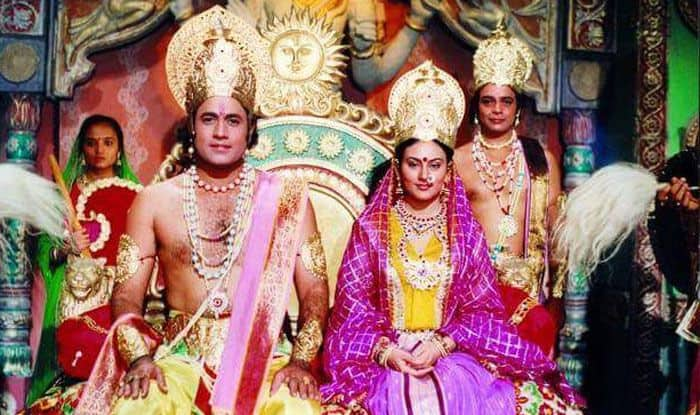 Ramanand Sagar's Ramayan Back on Public Demand Once Again -When And Where to Watch