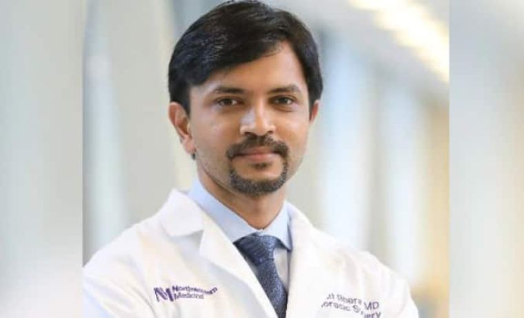 A New Lease of Life: Indian-Origin Doctor Performs 1st Lung Transplant For COVID-19 Patient in US