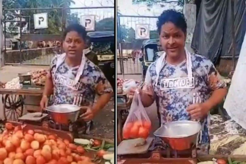 Fact Check: Dabangg 3 Actor Javed Hyder is 'Not' Selling Vegetables For Living, It Was Just For TikTok 1