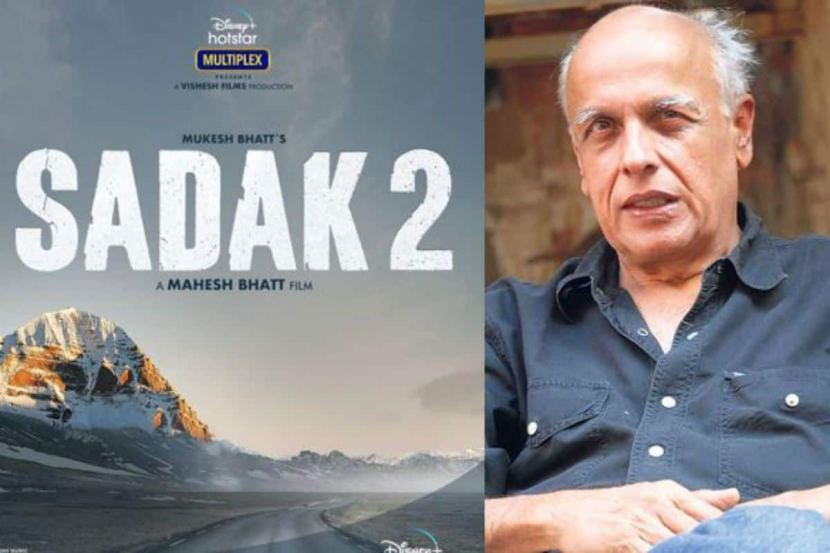 Sadak 2: As Mahesh Bhatt Releases Poster, Netizens Bash Him And Decide to Boycott Film 2