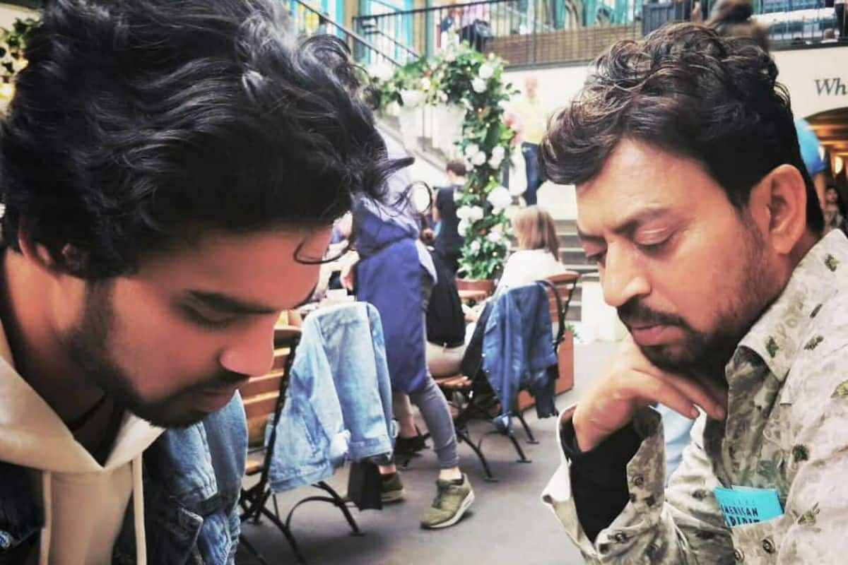 When Irrfan Khan Told Son Babil I am Going to Die a Few Days Before Death