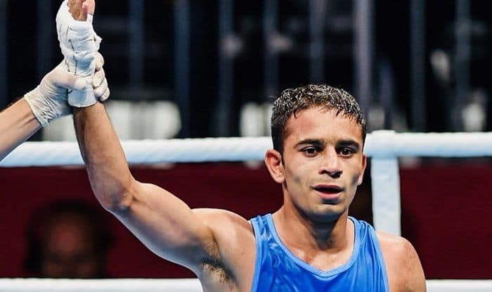 Alexis Vastine International Boxing Tournament: Indian Boxers Amit Panghal And Sanjeet Clinch Gold | Boxing News | Sports News