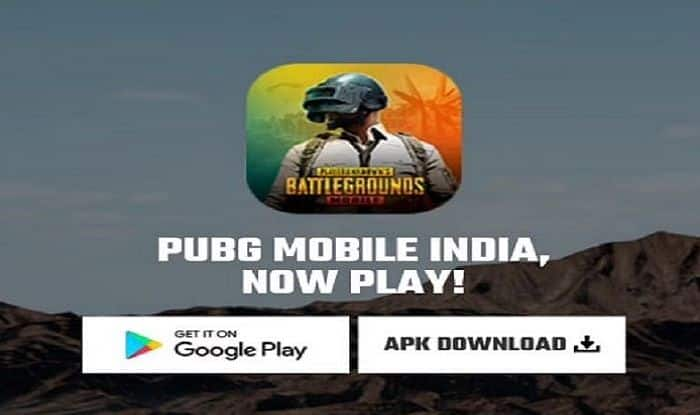 PUBG Mobile India APK Download Link Appears on Official Website