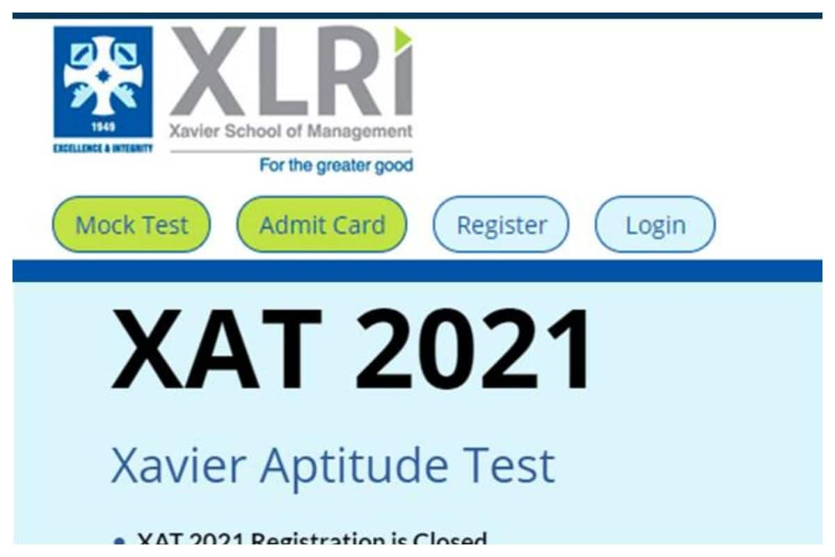 XAT 2021 Official Mock Test Released at xatonline.in   Check Other Important Details Here