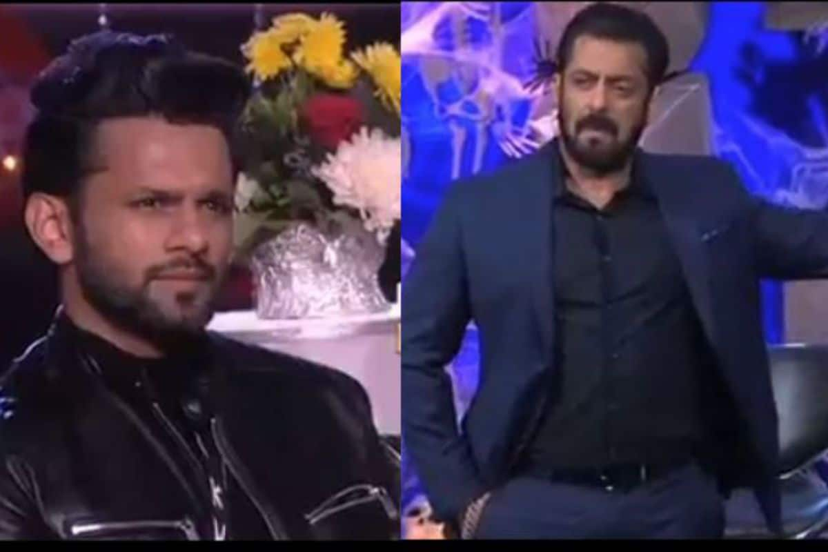 Angry Salman Khan Asks Rahul Vaidya to Leave The House- Here's Why