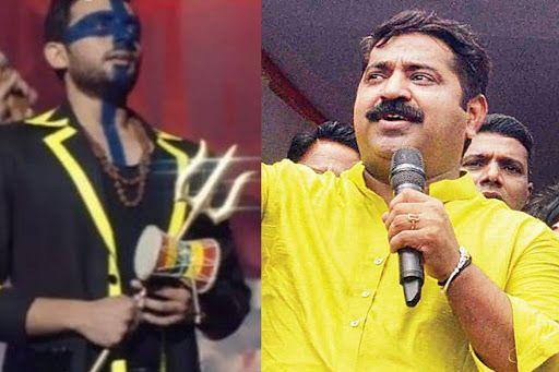 BJP MLA Ram Kadam Demands Scene To Be Deleted, Files Complaint For Hurting Hindu Sentiments.