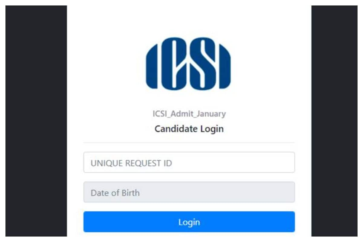 CSEET Admit Card 2021 Released for January Exam at icsi.edu, Download Hall Ticket Now
