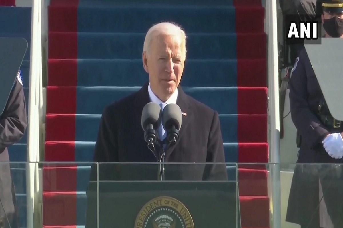 Joe Biden on Israel-Palestine Conflict as He Pledges Help to Rebuild Gaza