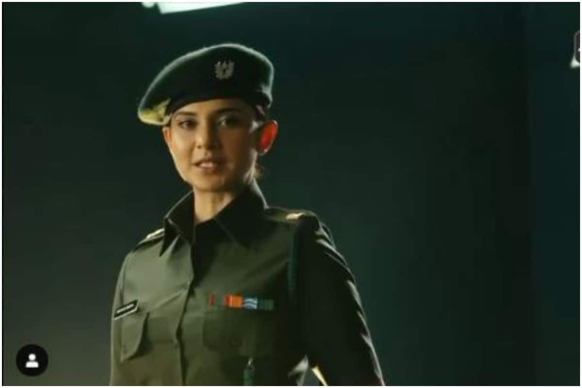 Jennifer Winget Brings Second Season of CODE M, Shares Teaser on Army Day