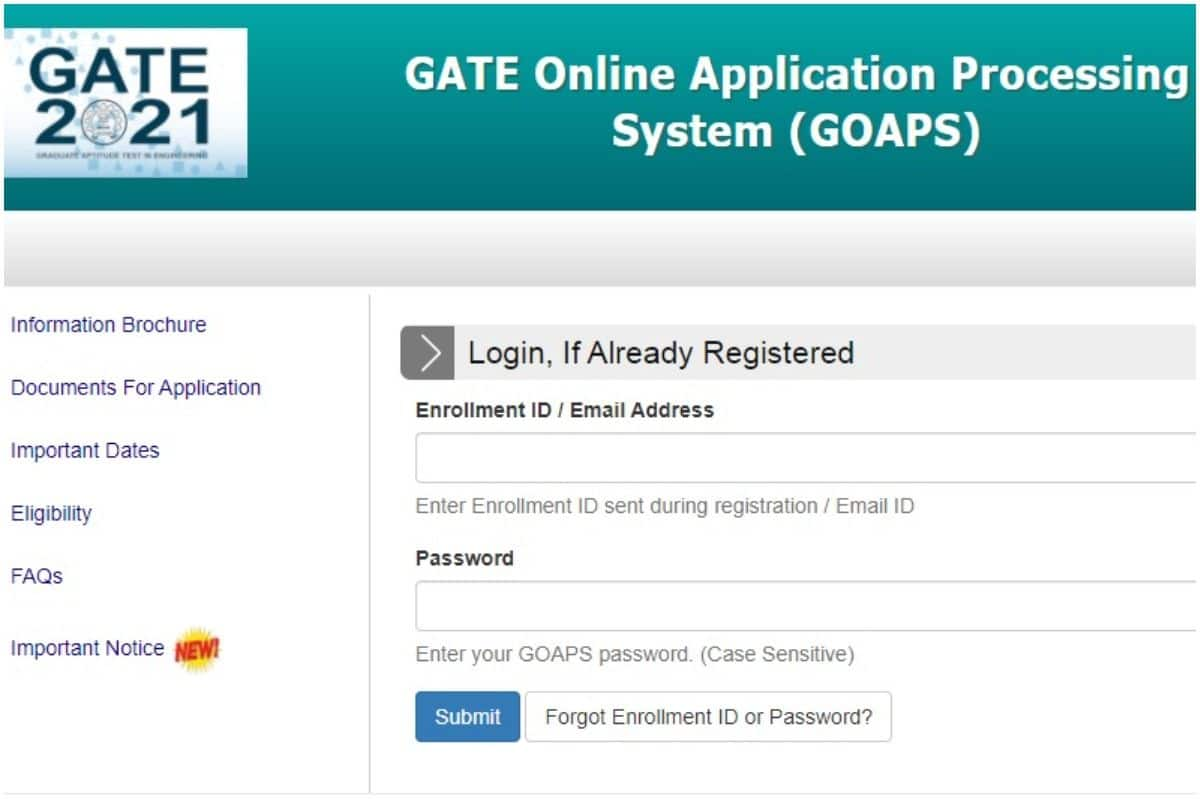 GATE 2021: Raise Concerns Over Admit Card By Today, Check Other Important Details Here