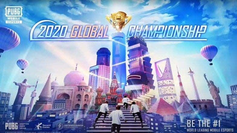 PUBG Mobile Global Championship 2020 – The Final Event Finally Kicks Off From 21st January to 24 January