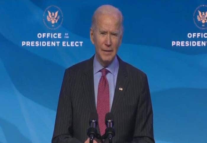 Joe Biden to Deliver Forward-looking Inaugural Speech Written by Indian-American Vinay Reddy