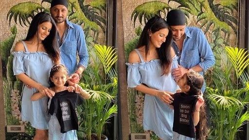 Geeta Basra, Harbhajan Singh Expecting Second Baby, Couple Makes Big Announcement With Adorable Pregnancy Post