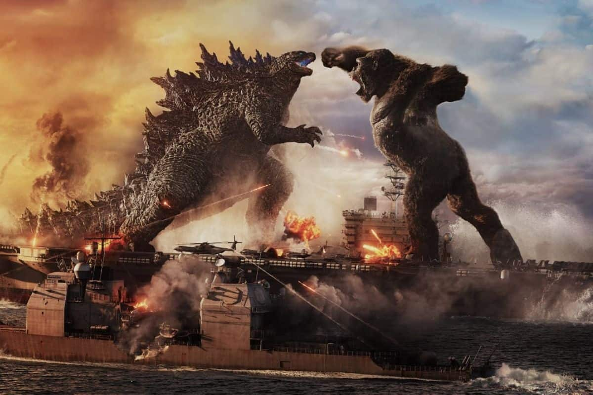Godzilla vs Kong Sets US Box Office on Fire, Beats Wonder Woman 1984 to Become Biggest Pandemic Release