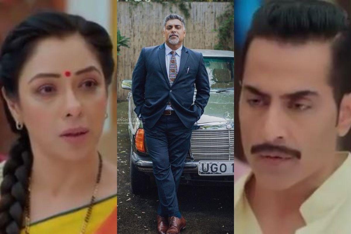 Ram Kapoor Aka Anuj To Enter Anupama
