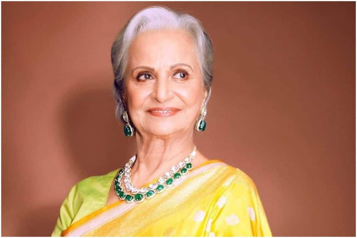 Waheeda Rehman Says She Was Denied Dance Training Being a Muslim