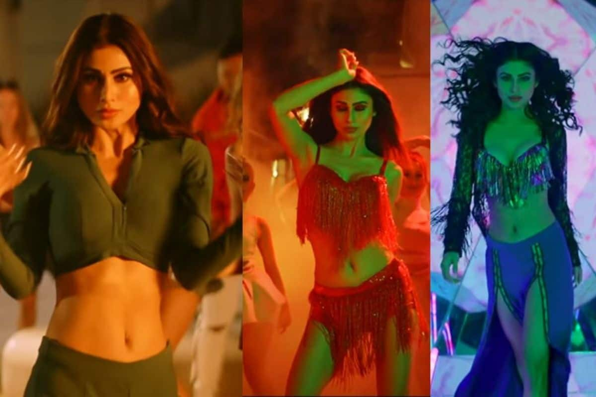 Mouni Roy's Sensuous Yet Killer Dance Saves Song, Netizens Call 'Third Class Lyrics'