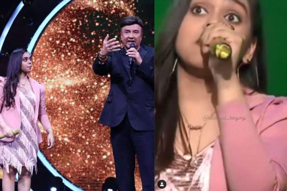 Shanmukha Priya Wins Anu Malik