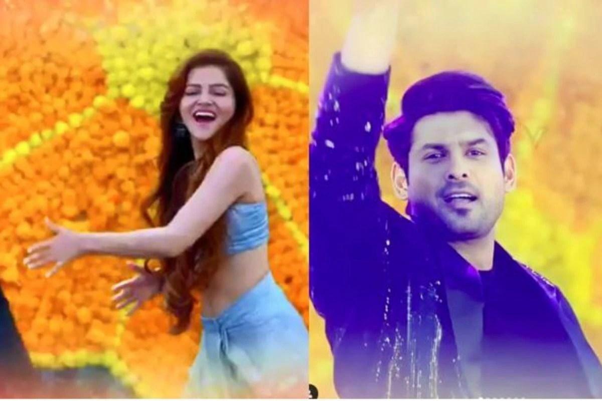 Rubina Dilaik – Sidharth Shukla Flaunt Killer Dance Moves on Aa Hi Jaiye, Jeene Ke Hain Chaar Din at Holi Event