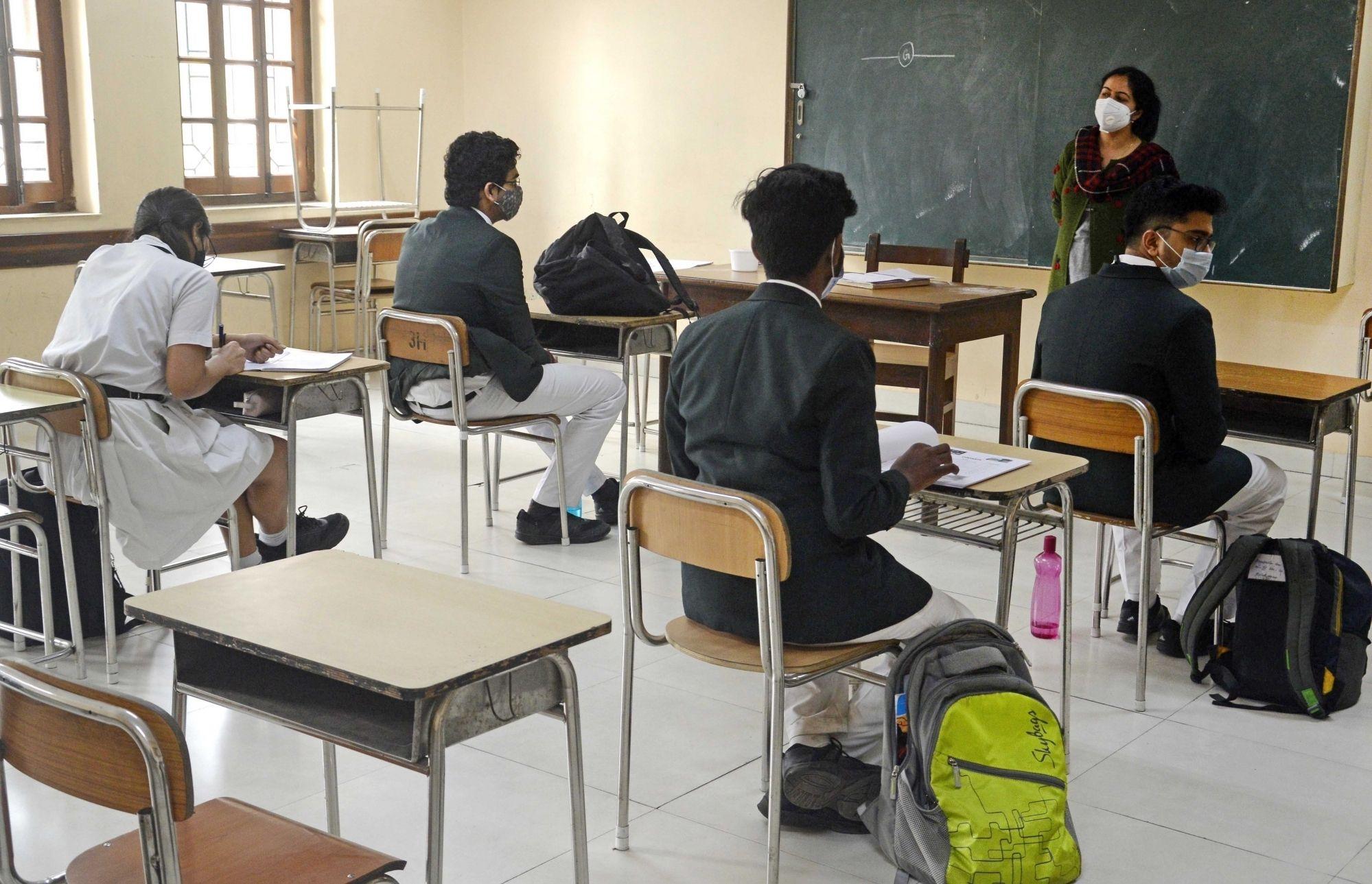 CISCE Cancels ICSE Class 10 Board Examinations Amid Rising COVID-19 Cases