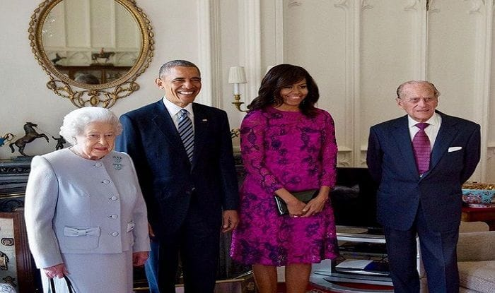 Barack Obama Recalls His First Meeting With Prince Philip