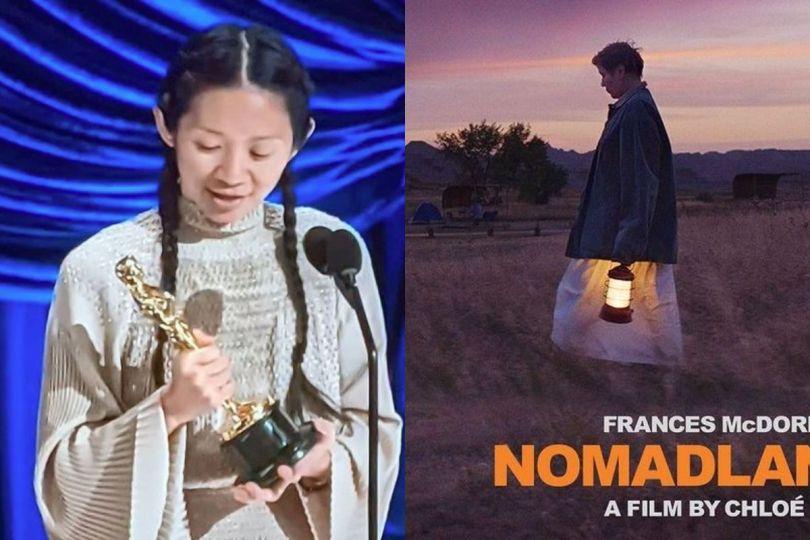 Why China is Not Celebrating Chloe Zhao's Historic Oscar Win For Nomadland