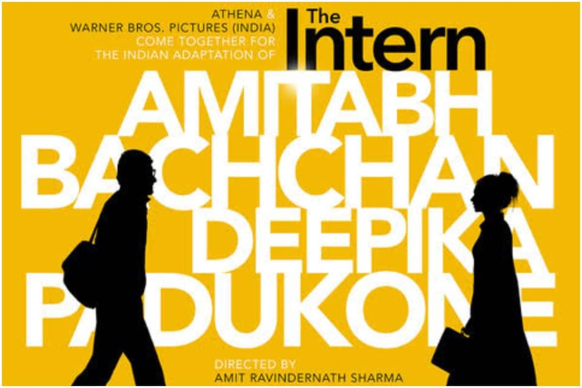 Amitabh Bachchan Becomes 'The Intern' For Deepika Padukone, Replaces Rishi Kapoor
