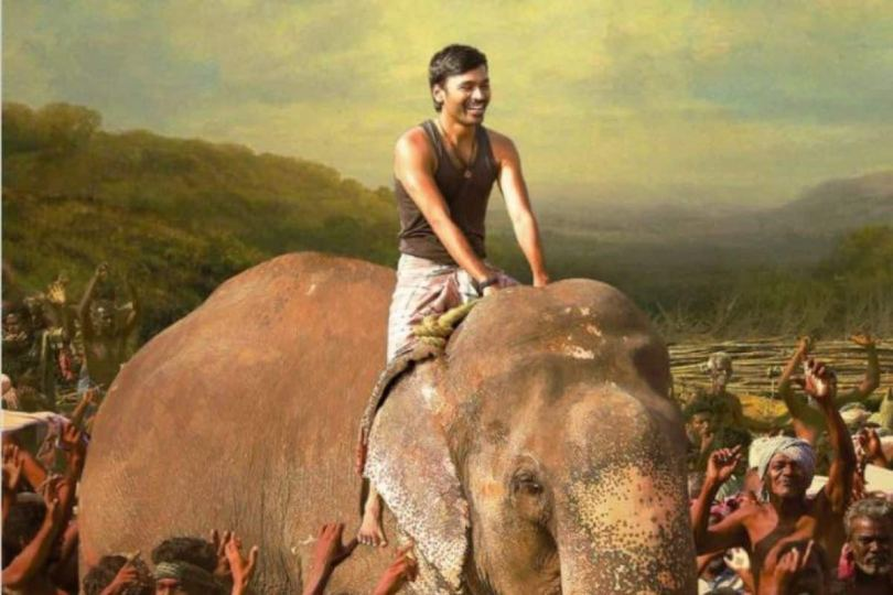 Dhanush Starrer Earns Rs 10.50 Crore on Day 1