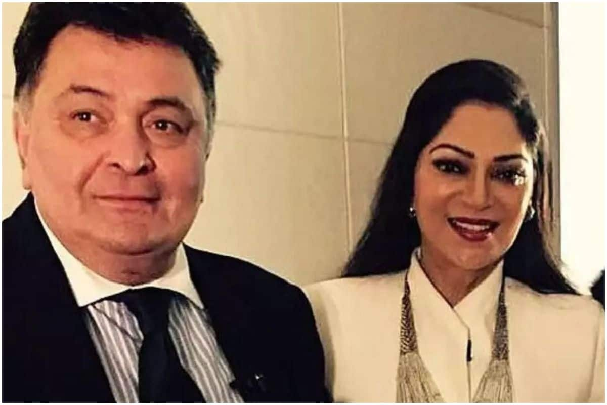 Rishi Kapoor Death Anniversary | Simi Garewal recalls the last time she met Neetu Kapoor, Rishi Kapoor