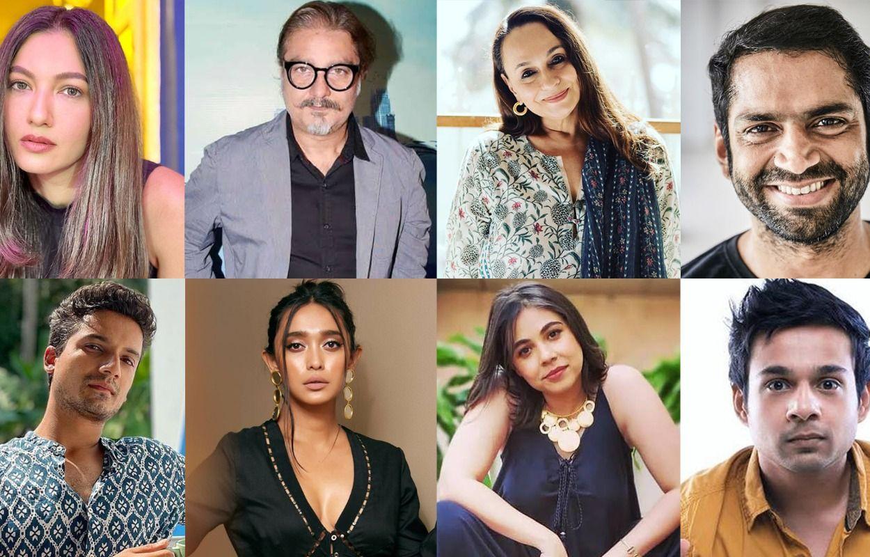 Meet The Cast of Kaali Peeli Tales