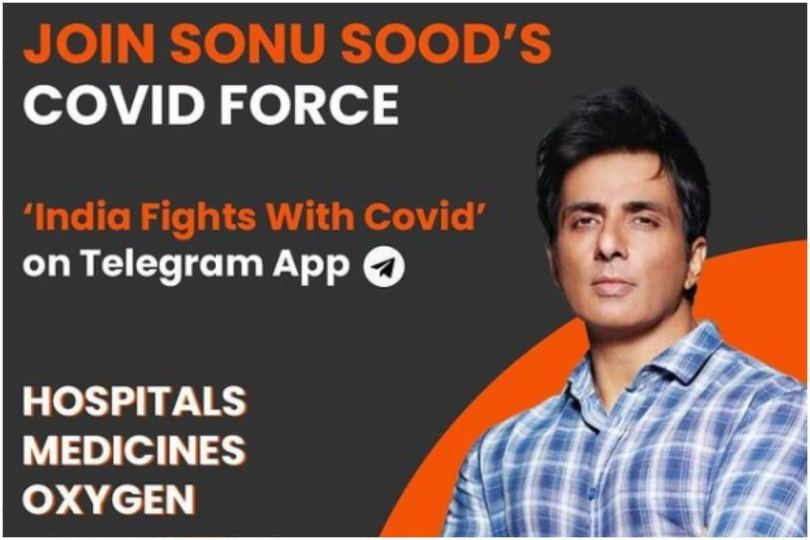 Sonu Sood Steps Up Fight Against Coronavirus, Launches New Platform To Find Hospitals And Oxygen