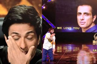 Sonu Sood in Tears After Contestants Pay Tribute, Watch Heart-Touching Video