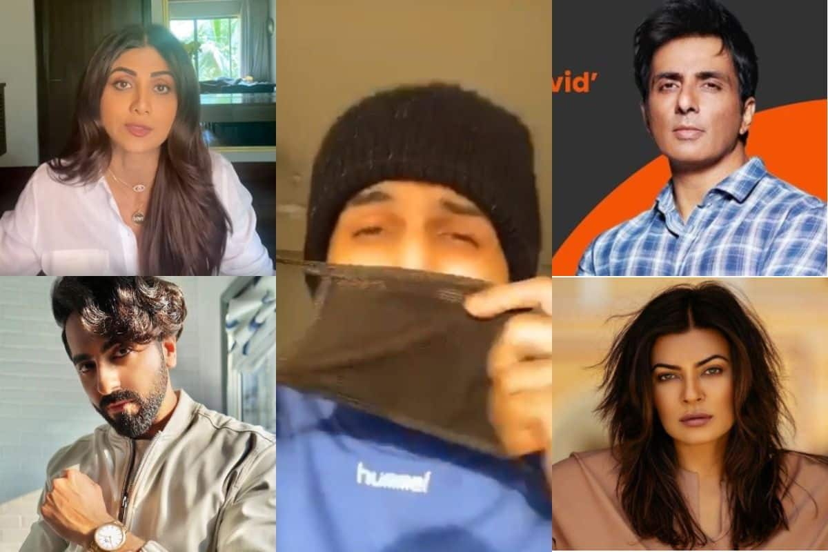 List of Bollywood Celebs Who Are Helping People in Fight Against COVID-19