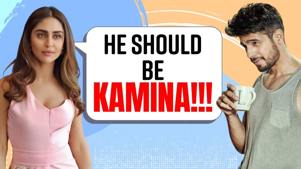 Krystle Dsouza Wants to Replace Shahid Kapoor in Kaminey With Sidharth Malhotra, Here's Why!