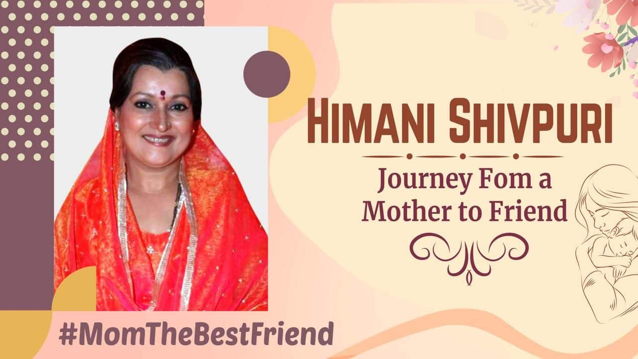 Mothers Day Special | Himani Shivpuri on Being a Single Mother From Her DDLJ Days