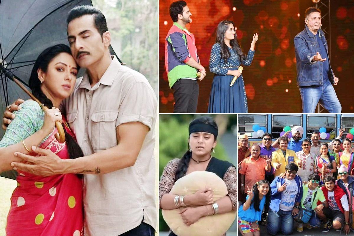 Taarak Mehta Ka Ooltah Chashmah Takes Top Spot, Anupama Slips Down