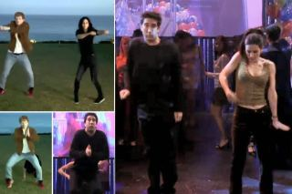 Courteney Cox, Ed Sheeran Recreate The Routine From Friends, Can You Be Anymore Excited? Watch
