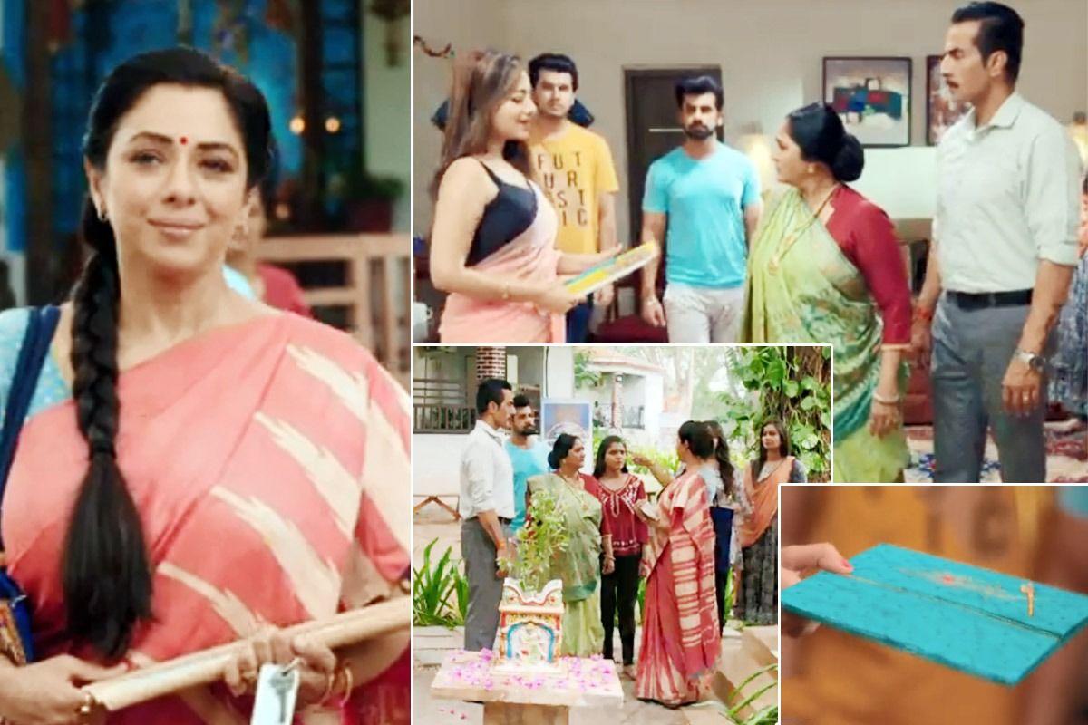 Vanraj Turns Down Marriage Proposal of Kavya, She Asks For Destination Wedding