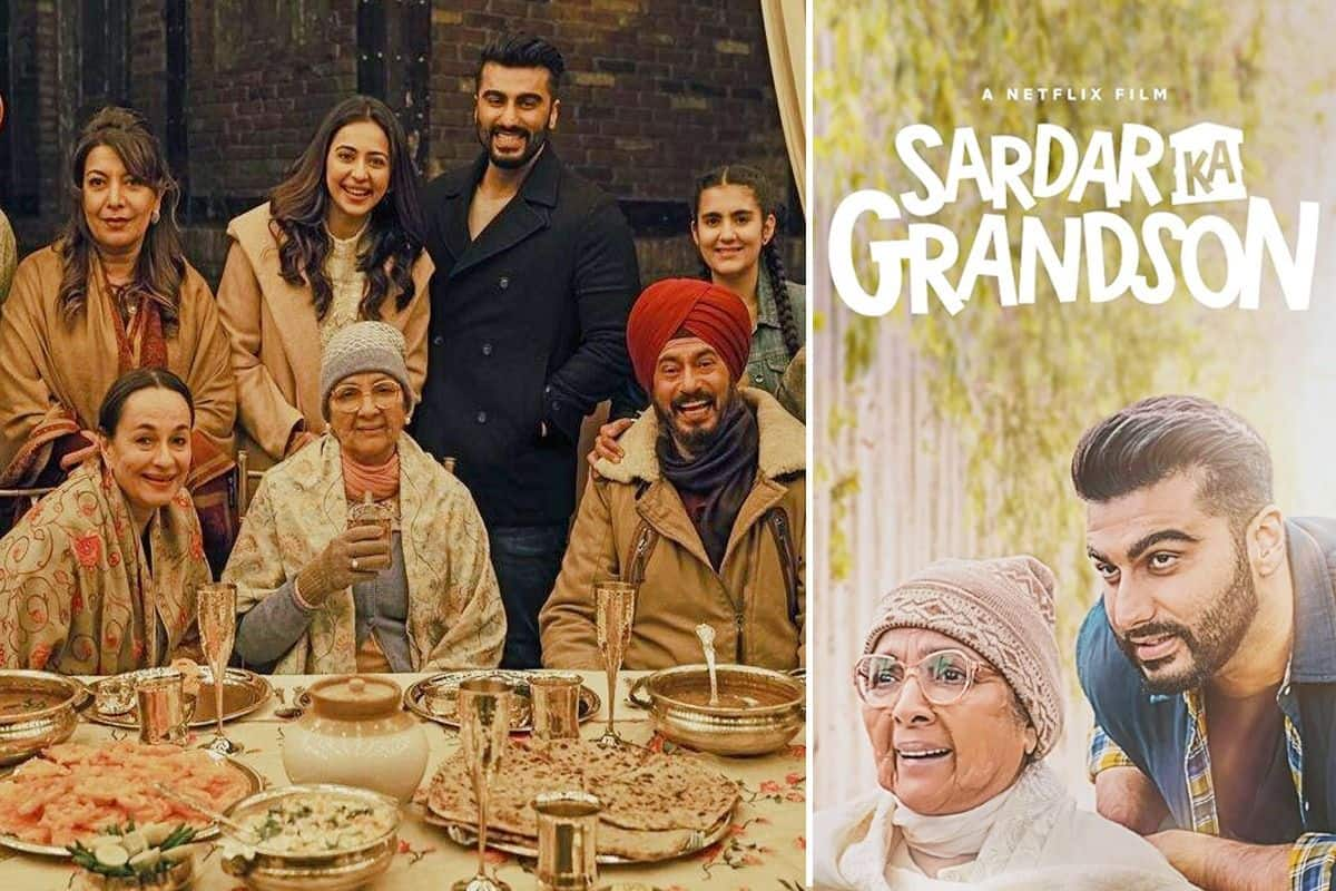 Sardar Ka Grandson Leaked Online, Full HD Available For Free Download Online on Tamilrockers and Other Torrent Sites