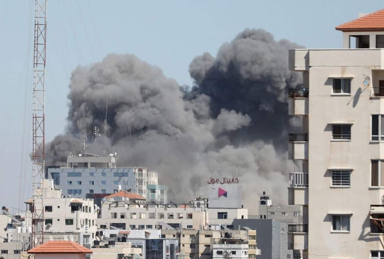 Fight Between Israel Defence Forces And Palestinian Militants Intensify. Top Points