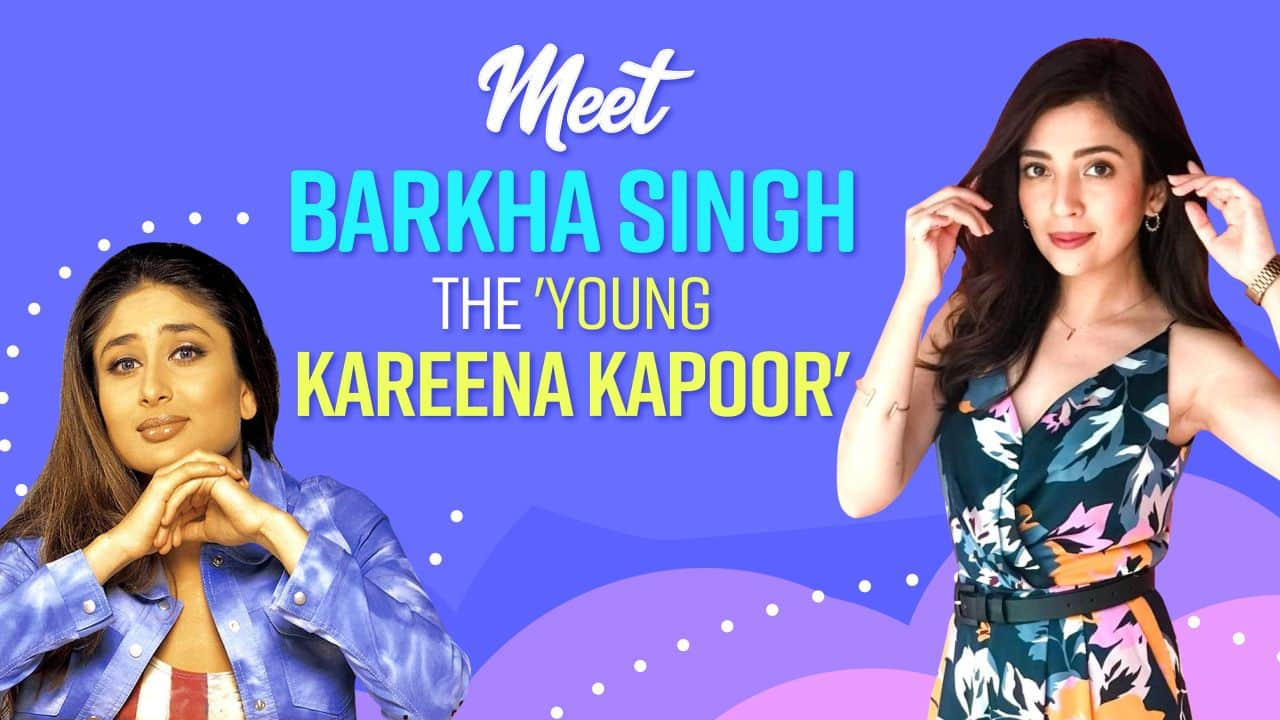 Barkha Singh Goes All Quirky About Being Young Kareena Kapoor And Dealing With Pados Ki Aunties