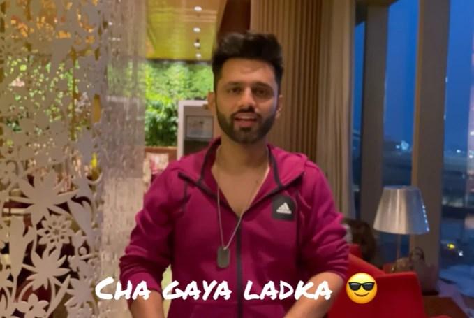 Khatron Ke Khiladi – Rahul Vaidya Turns Vlogger To Show Fans What's Happening Behind The Camera