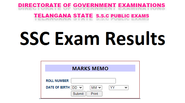 Telangana TS SSC Result 2021 to be DECLARED Shortly at bse.telangana.gov.in