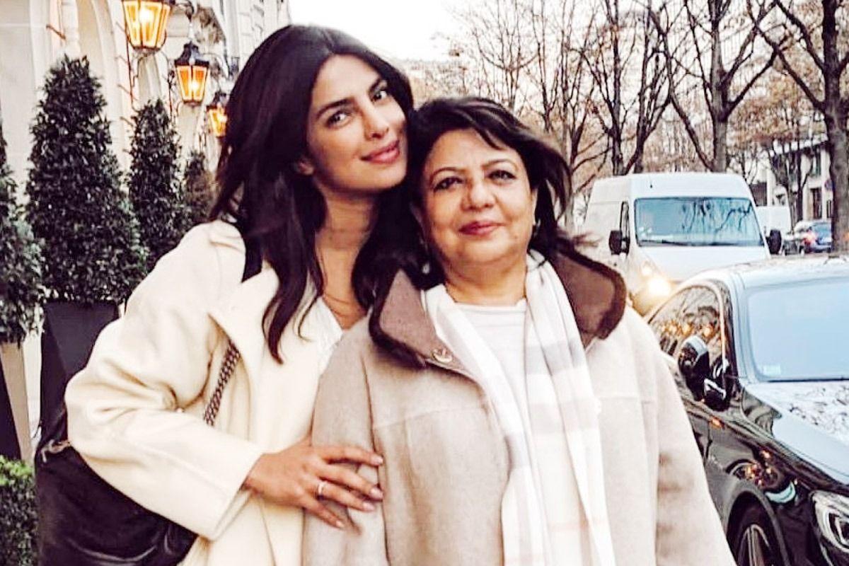 Priyanka Chopra Dedicates Mother